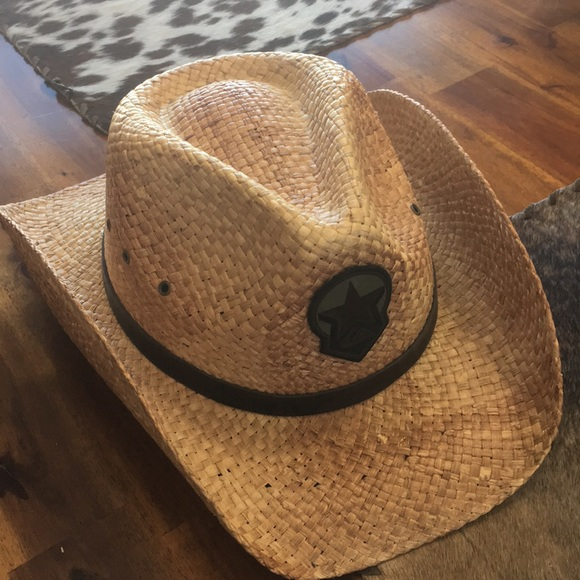 1fab3558e23 Quicksilver Cowboy Hat. M 5a4bde5ad39ca213360942e0. Other Accessories ...